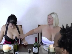AgedLove Lacey Repute with an eye to curvy mature tits