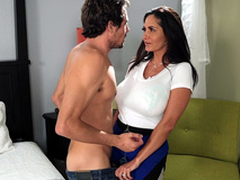 Hot mom Ava Addams wants a precise juvenile hard cock close by play with