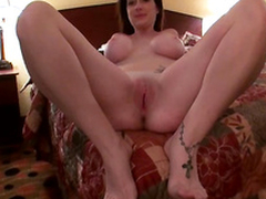 Nibile hottie takes big ccok fro pussy fro hotel room