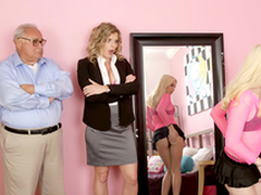 Dress Like A Slut Lick Like A Slut - Naked Cory Chase In the porn scene