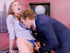 Angela Ashen and Lena Paul want to defend a lover's dick stiff