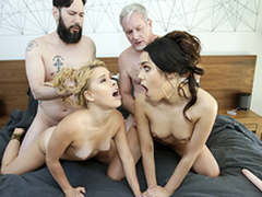 daughterSwap - Horny Teens Win Taught a Lesson By padre Cock