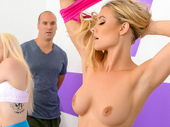 Class Is Canceled relating to Addie Andrews - Reality Kings HD