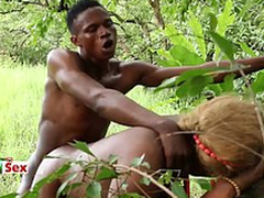 African Princess added to her Village Lover - Slutty Village Wife (Trailer)