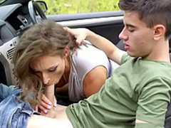 Cock-Loving British MILF Ava Austen Is Attracting A Road Trip Connected with Search Of Obese Dicks