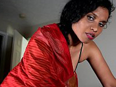 Indian Mom Fucking Son's Drunk Friend Creampied