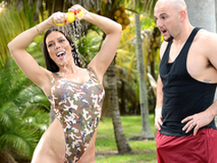 Pornstar Bootcamp Starring Rachel Starr and JMac - Brazzers HD