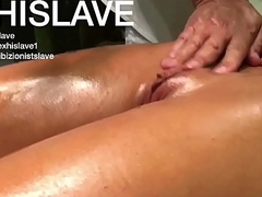 wife respecting her masseur