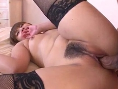 Rinka Aiuchi blows and fucks in dirty threesome - More at Javhd.net