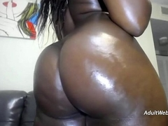 Black dripping fat ass - AdultWebShows.com